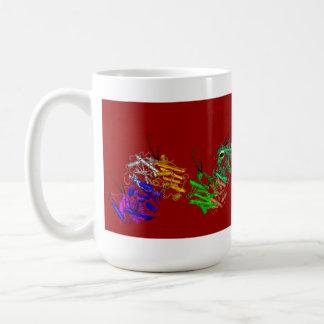 GLUK/2GLUK5- receptor de arrastre Tazas De Café