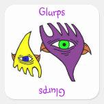Glurps Stickers