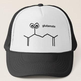 Glutamate Neurotransmitter Trucker Hat