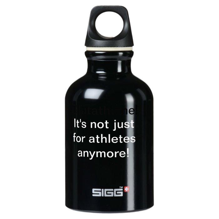 Glutathione Water Bottle