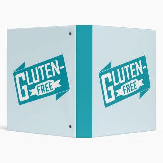 Gluten Free 3 Ring Binders