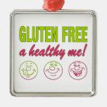 Gluten Free A Healthy Me! Gluten Allergy Celiac Ornaments