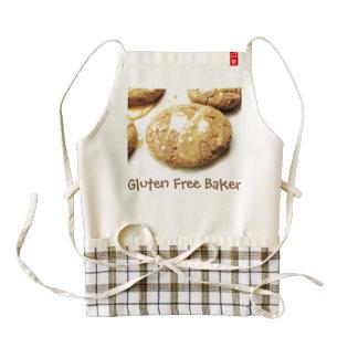 Gluten Free Baker Apron Zazzle HEART Apron