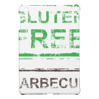 Gluten Free Barbecue Stamp iPad Mini Covers