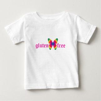gluten-free butterfly (multi) infant t-shirt