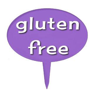 Gluten Free Cake Pick