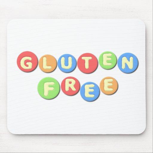 Gluten Free Celiac Mousepads