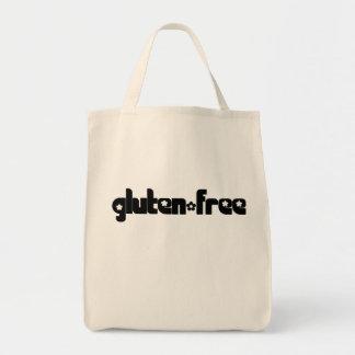 gluten-free (chick) Organic Grocery Tote