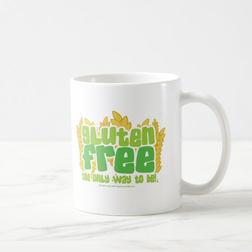 Gluten Free Coffee Mug
