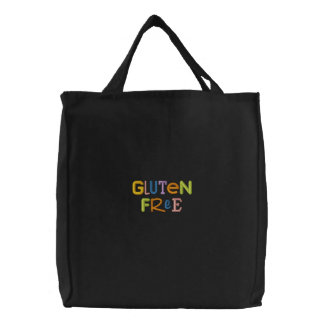 Gluten Free Embroidered Bags