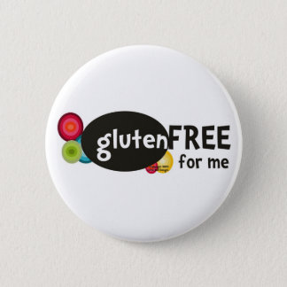 Gluten Free for Me Button