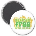 Gluten Free Fridge Magnet