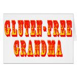 Gluten Free Grandma Greeting Cards