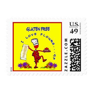 Gluten Free I Love Flours Postage