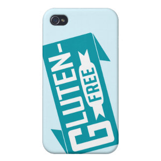 Gluten Free Covers For iPhone 4
