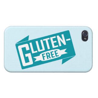 Gluten Free iPhone 4 Case