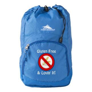 Gluten Free & Lovin' It Backpack