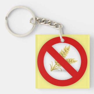 Gluten Free & Lovin' It Keychain