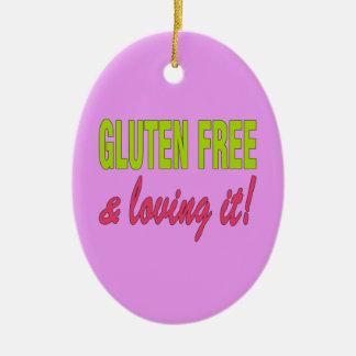 Gluten Free & Loving it! Celiac Disease Christmas Ornaments
