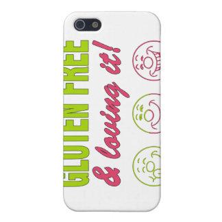 Gluten Free & Loving it! Gluten Allergy Celiac iPhone 5 Covers