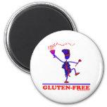 GLUTEN-FREE MAGNET