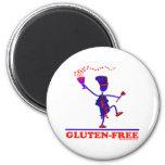 GLUTEN-FREE MAGNETS