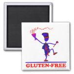Gluten Free Magnets