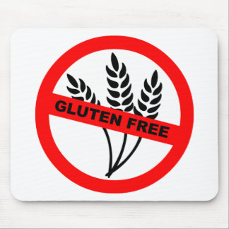 Gluten Free Mouse Pad
