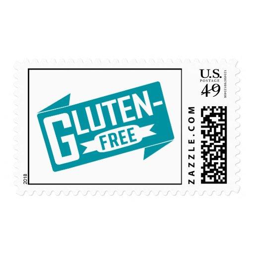 Gluten Free Postage Stamp
