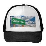 Gluten free trucker hats