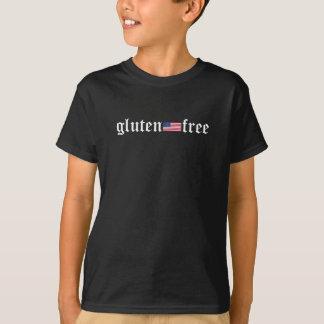 gluten-free - U. S. Flag Kids t-shirt