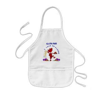 Gluten-Free Whimsical Design Apron