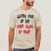 Gluten Free Zombie Slayer T-Shirt