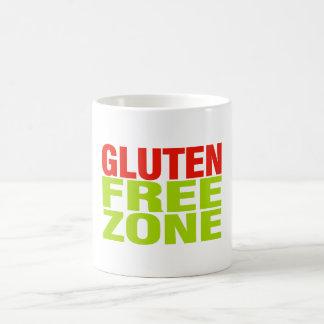 Gluten Free Zone (celiac disease) Coffee Mug