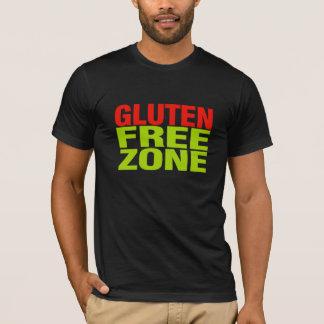 Gluten Free Zone (celiac disease) T-Shirt