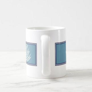 Gluten Free'D Mug - Classic Logo in Blue