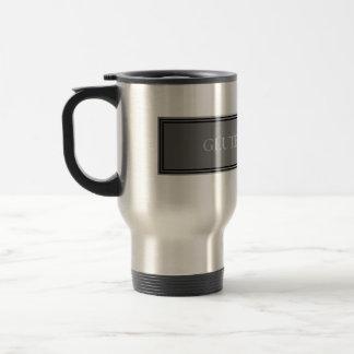 Gluten Free'D Mug - Classic Logo in Metal Grey