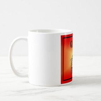 Gluten Free'D Mug - Square Red Fire Logo