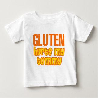 Gluten Hurts My Tummy Shirt