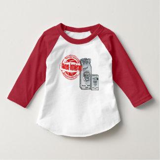 Gluten intolerante - camisa de la alarma de la