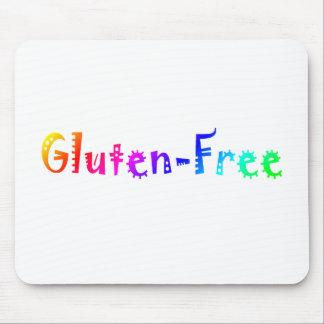 Gluten libre (brillante) tapete de ratones