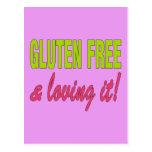 ¡Gluten libre y que lo ama! Enfermedad celiaca