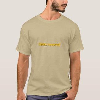 Gluten powered! T-Shirt