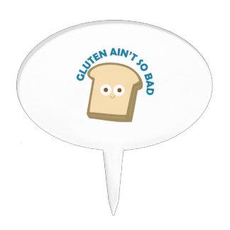 gluten t ain del pan tan malo figuras de tarta
