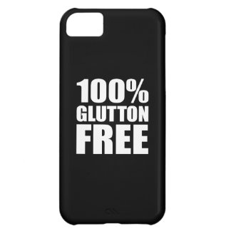 Glutton Free Diet Humor Cover For iPhone 5C