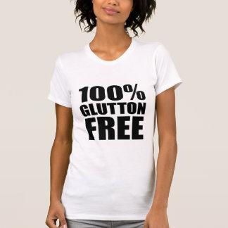 Glutton Free Diet Humor T-Shirt