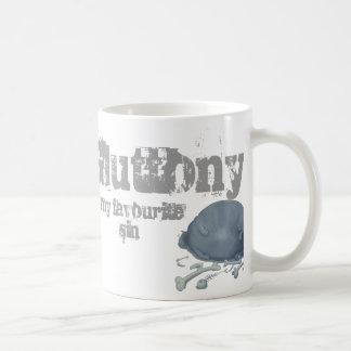 Gluttony Coffee Mug