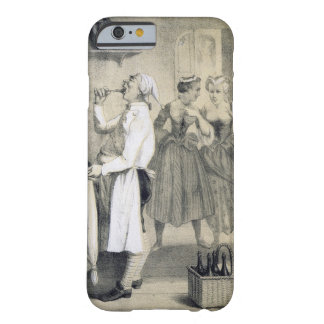 Gluttony in the Kitchen, from a series of prints d Barely There iPhone 6 Case
