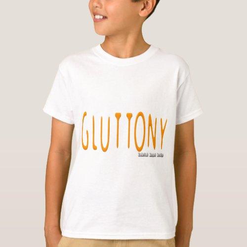 Gluttony Logo T_Shirt