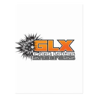 GLX Gear Postcard
